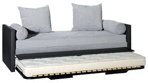 canap clic clac pas cher ikea banquette convertible image for wondrous sofa 133 bed in gray