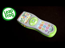 learning lights remote from leapfrog