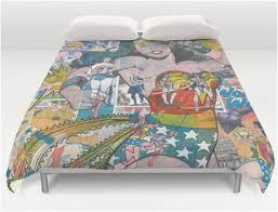 vintage dc comics superheroine wonder woman bedding u2013 superhero sheets