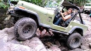 old florida road green jeep youtube