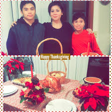 Uva Thanksgiving The Below Uva Families Sent Us