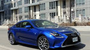 2015 lexus rc 350 review 2015 lexus rc 350 awd review wheels ca