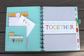 create your own planner template the polka dot posie how to build your perfect planner