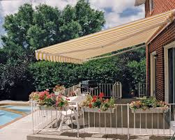 Exterior Awnings Retractable Awnings For Pergolas Facts About Retractable Awnings