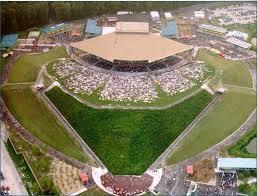 va farm bureau verizon wireless amphitheater in virginia va i saw dmb here