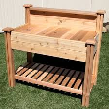 Wooden Potting Benches Potting Benches U0026 Tables You U0027ll Love Wayfair
