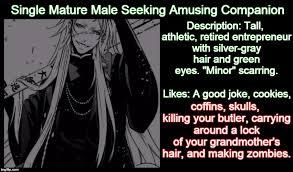 Seeking Companion Swm Dating Profile Memes Imgflip