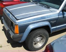 1985 jeep cherokee pioneer item 2153 sold august 11 ft