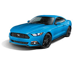 blue mustang 2017 ford mustang overview the wheel