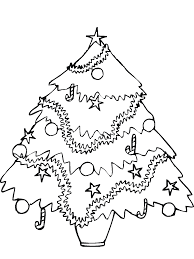 95397 candy canesbauble decoration of christmas tree coloring page