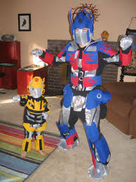 costume optimus prime occasions and holidays
