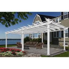 8 X 10 Pergola by Outdoor Structures Costco