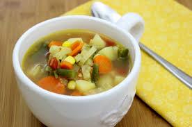 best garden vegetable soup recipe carol corners the market panera