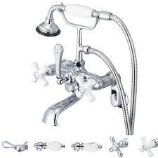 Tub Faucet Hand Shower Bathtub Faucets You U0027ll Love