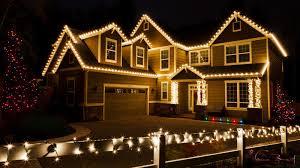 casas de navidad con luces navidad pinterest yard