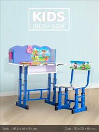 kids study desk blue from chilindo com auctions