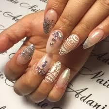 15 popular acrylic nail designs 30 easy acrylic nail ideas