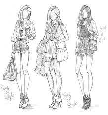 it u0027s a thing 28 photos drawing fashion fashion drawings