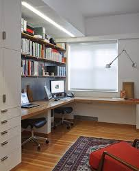 l shaped desk home office new york l shaped desk home office contemporary with wall mount