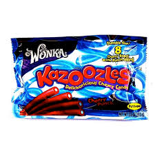 kazoozles candy where to buy wonka kazoozles cherry punch 99 2g home sick american