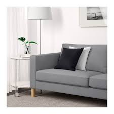 canap ikea karlstad karlstad sofa knisa light gray cushion filling apartments and