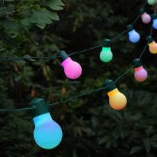 Halloween Fairy Lights by Multi Coloured Fairy Lights Lights4fun Co Uk