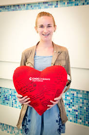 Cvicu by After Recently Being Discharged Katie Flathom Stopped By The Choc