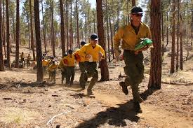 Wildfire Fighting Boots by For Hotshot Firefighting Crews Preparing For The Worst Becomes A