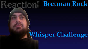 Challenge Bretman Rock Reaction Bretman Rock Whisper Challenge