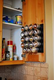 kitchen spice storage ideas fantastic kitchen cabinet door storage solutions with cabinet door