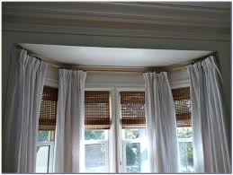 Ikea Curtain Rods Curtain Rods For Bay Windows Ikea Curtain Home Decorating