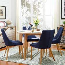 Blue Dining Room Chairs Blue Kitchen U0026 Dining Room Furniture Furniture The Home Depot