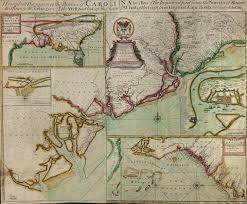 Virginia Coast Map by Map U2013 Eccentric Bliss