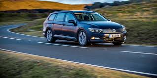 volkswagen passat estate review carwow