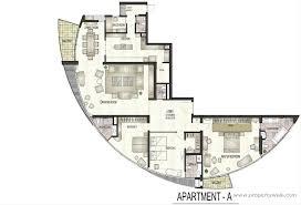 Apartment Plan Design Zampco - Apartment floor plans designs