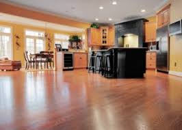 choosing hardwood flooring to complement your living space