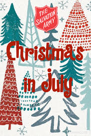 christmas in july the salvation army madison indiana