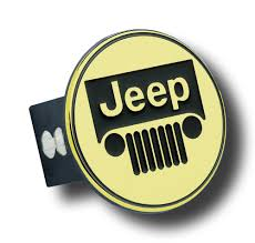 jeep gold jeep gold hitch cover tow plug jeep hitch covers tow plugs