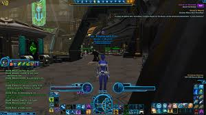 star wars the old republic quickbar slots running out