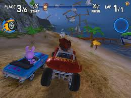 play free online games bike racing monster truck beach buggy racing for android download