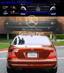used mercedes benz bumpers for sale