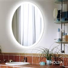 Led Lighted Mirrors Bathrooms China Bathroom Lighted Mirror China Bathroom Lighted Mirror