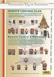 6 wireless x u0027mas light remote super star the art of home