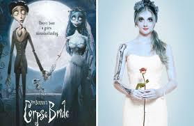 Halloween Costumes Bride Groom Iconic Halloween Beautiful Tim Burton U2013 Bodycandy