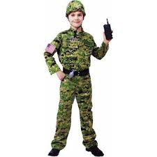 Marine Halloween Costume Military Army Halloween Costumes Kids Womens Boys