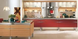 model kitchen kitchen design model for designs red wooden e1308221122922 mesirci com