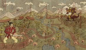 Eragon Map Minduriel And The Dragon By Sapiento On Deviantart Maps
