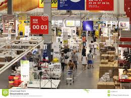 ikea marketplace ikea warehouse editorial stock image image of shopping 31358474