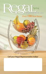 regal kitchen pro collection regal spring 2013 catalogue by dave u0027s regal gifts issuu