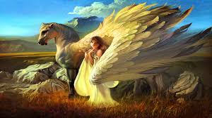 pegasus wallpaper and background 1366x768 id 380596
